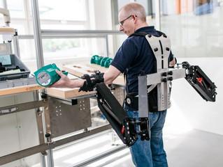 RoboMate - פיתוח חדשני להרמת משאות כבדים