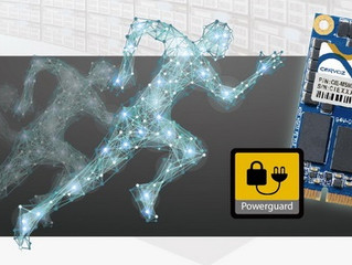 Cervoz מוגן מנפילות מתח מבית SSD mSATA כונן