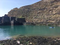Blue Lagoon Abereiddy