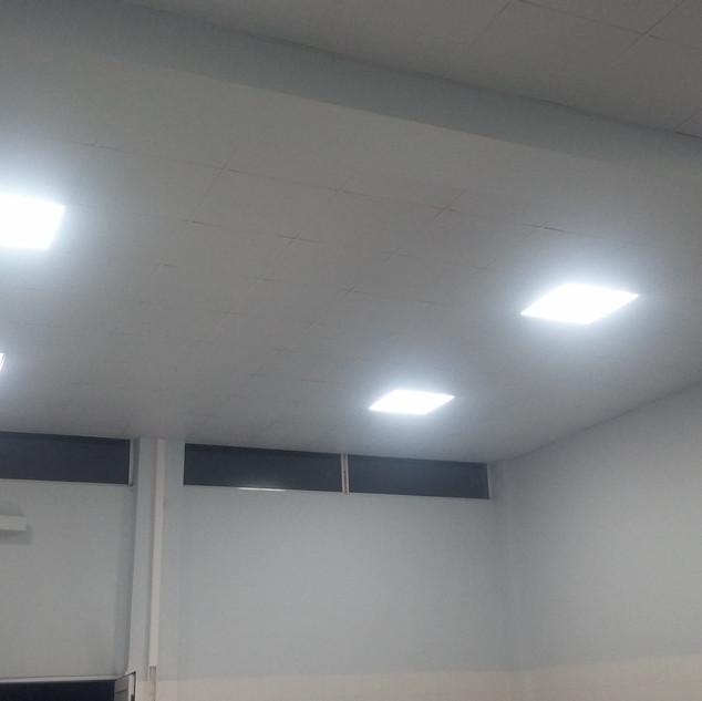 Φωτισμός ελαιουργείου