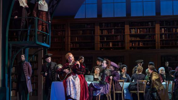 D.F.E. Auber : Manon Lescaut (Ouverture)