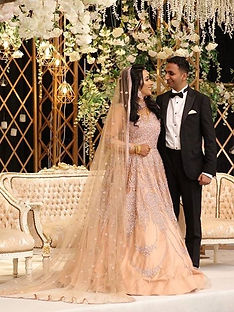 walima bride pakistani gown bridal