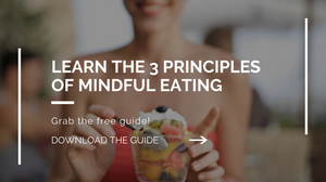 mindful eating principles