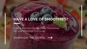 yummy smoothie recipes
