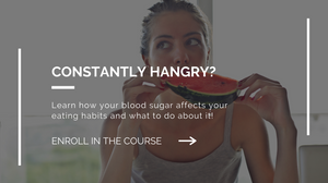 stop being hangry
