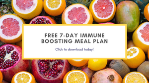 immune boosting meal plan