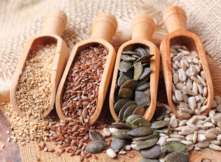 How to Balance Your Hormones with Seed Cycling