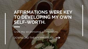 affirmations list