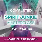 Gabrielle Bernstein Spirit Junkie Masterclass
