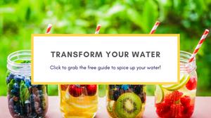 water that isn't boring