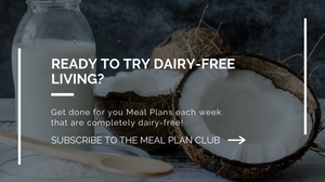dairy-free meal plan