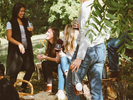 A Nutritionists Perspective on Summer BBQs & Patio Beers
