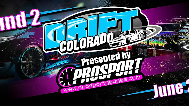 Prosport Gauges Drift Colorado Championship RD 2 (& protest)
