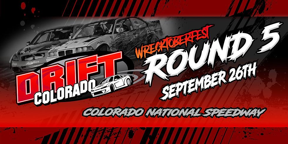 WreCkTobeRfEsT Drift Colorado Round 5 of 2021 Championship