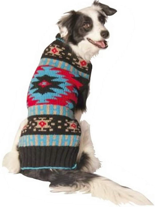 CHILLY DOG - Chandail en tricot Navajo