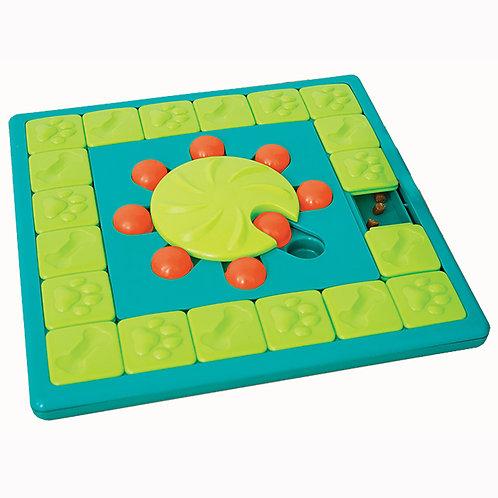 OUTWARD HOUND Nina Ottosson - Jouet Intéractif MultiPuzzle - Degré difficulté 4