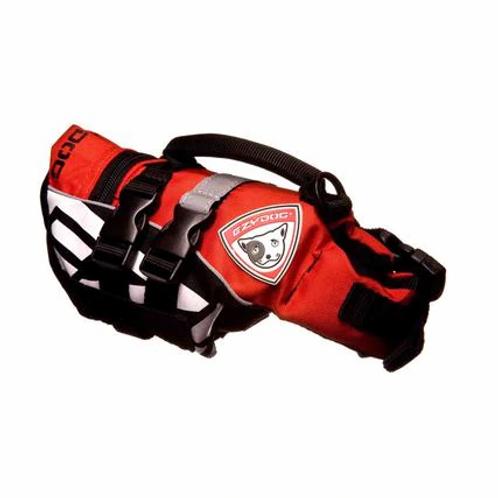 EZYDOG - Veste de Flottaison Rouge - Chien de 15 lbs et -