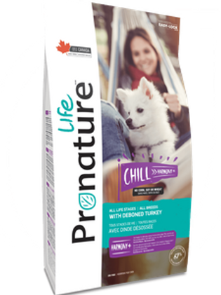 PRONATURE LIFE - CHILL Dinde 25lbs