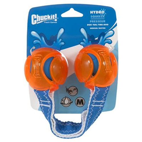 CHUCKIT! - Duo Tug HYDROSQUEEZE Large