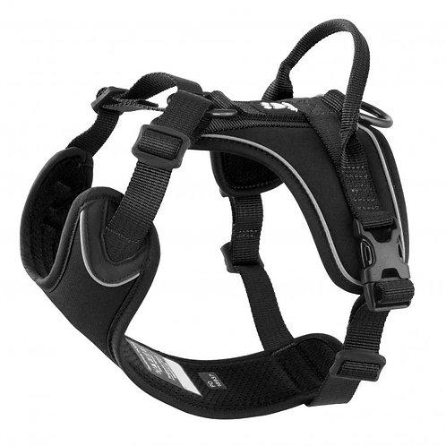 HURTTA - Active Harness - Noir 100-120cm / 39-47''
