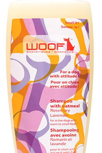 WOOF - Shampoing Lavande Fruitée et Beurre de Karité 325ml