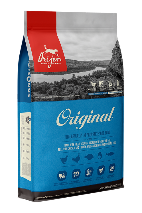 ORIJEN - Sans Grains Original 25lbs