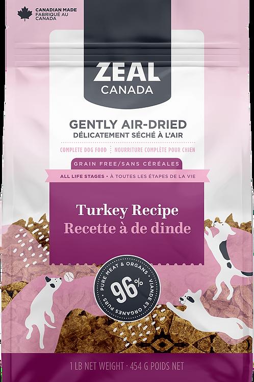 ZEAL - Dinde délicatement séché à l'air