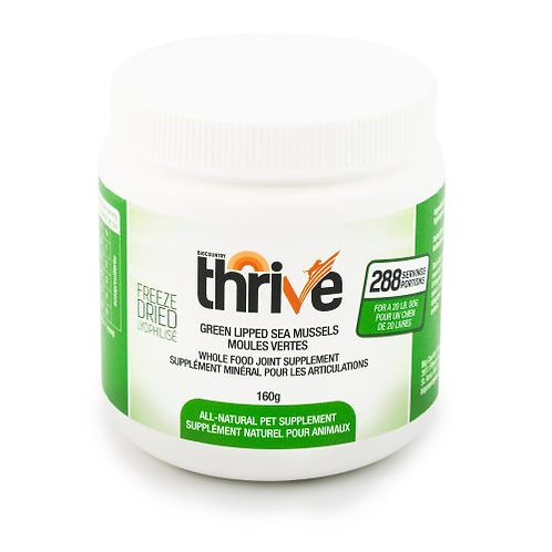 THRIVE - Moules Vertes (160g)