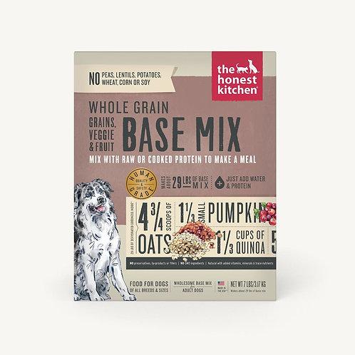 THE HONEST KITCHEN - Base Mix Fruits et Légumes avec Grains Entiers (3lbs)