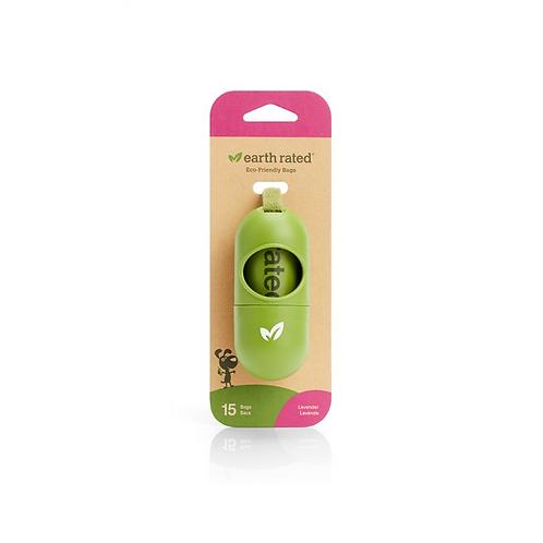 EARTH RATED - Distributeur 15 sacs parfumés Lavande