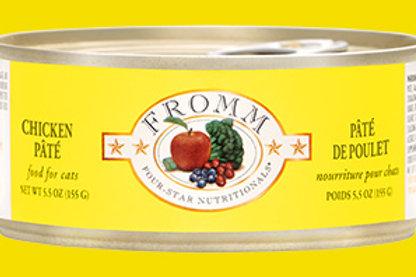 FROMM - Pâté Poulet 155g