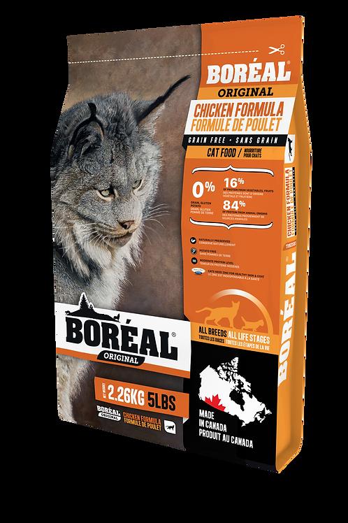 Boréal - Sans Grains Poulet 5lbs