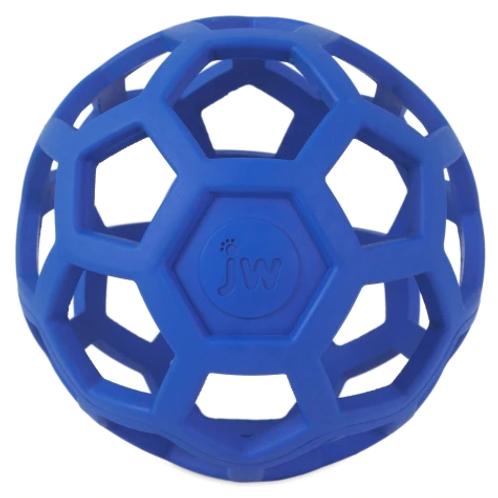 JW - Balle Holl-ee Roller Bleu