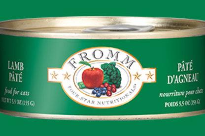FROMM - Pâté Agneau 155g