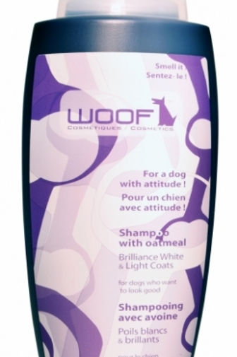 WOOF - Shampoing Poils Blancs 325ml