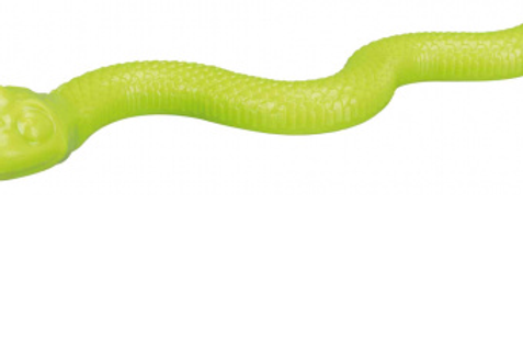 TRIXIE - Jouet Intéractif Snack-Snake 42cm