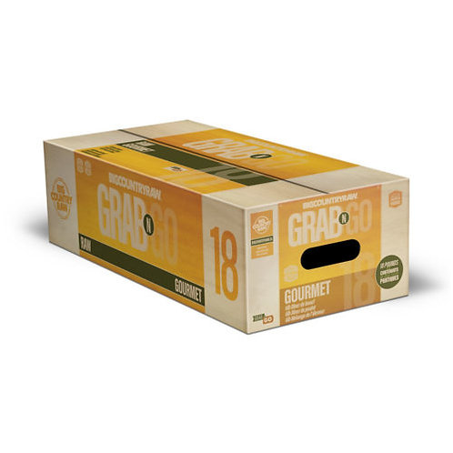 BIG COUNTRY RAW - Forfait Gourmet (RAW DEAL) - 18lbs (9 x 2lbs)