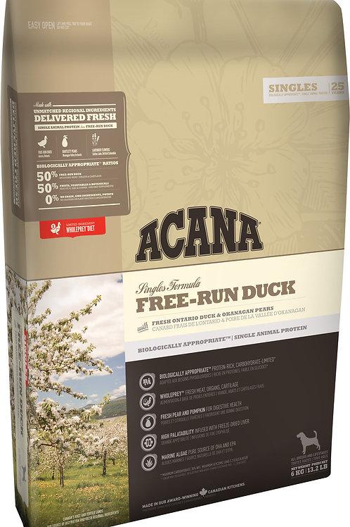 ACANA - Singles Sans Grains Duck 4.4lbs