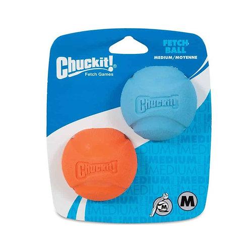 CHUCKIT! - Balles (2/paquet) - Compatible avec lanceur