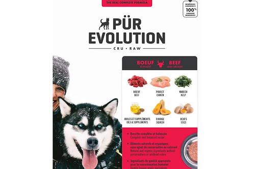 PÜR EVOLUTION - Boeuf et Poulet 8.8lbs - Repas pour chiens