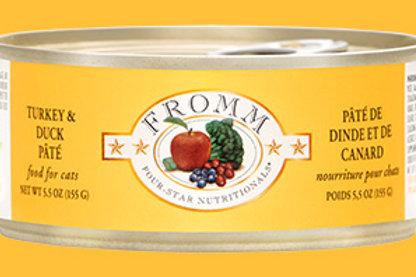 FROMM - Pâté Dinde et Canard 155g