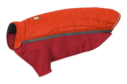 RUFFWEAR - Powder Hound Jacket - Sockeye Red