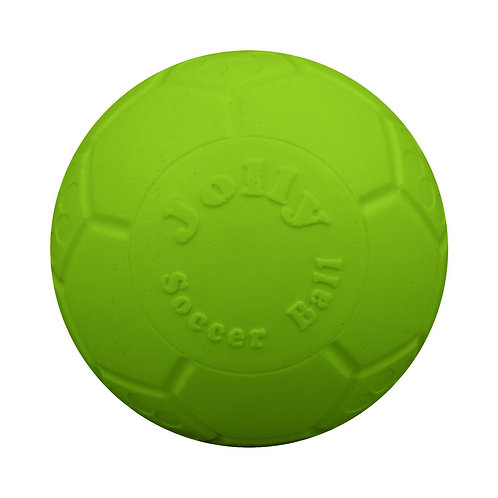 JOLLY PETS - Ballon de Soccer Vert 8''