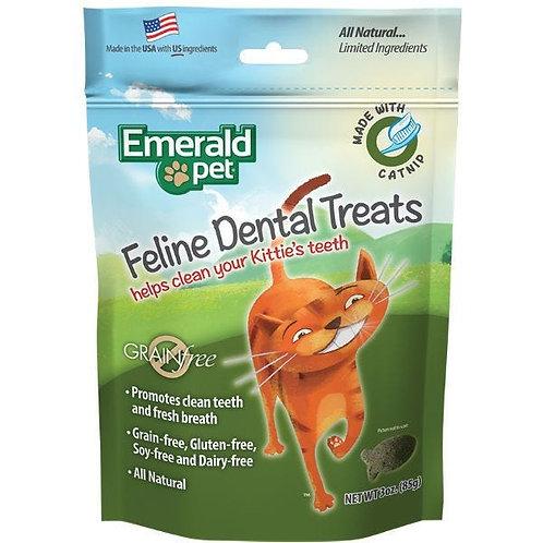 EMERALD PET - Gâteries dentaires Herbe à Chat (3oz)