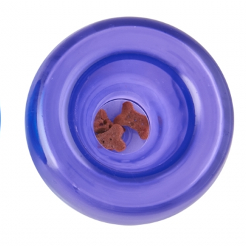 PLANET DOG - Balle Crevasse Mauve Petite
