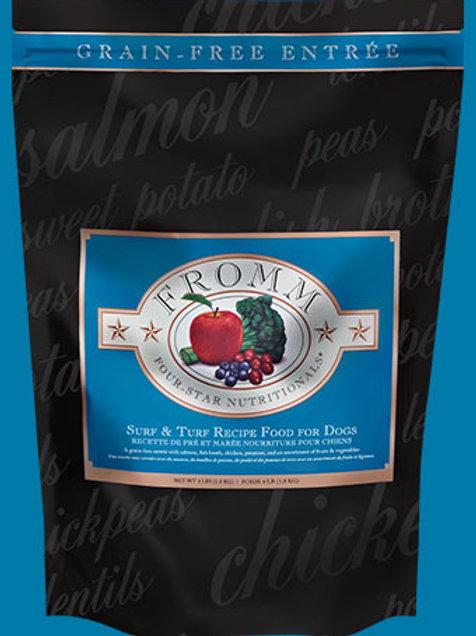 FROMM - Four Star Sans Grains Pré & Marée 12lbs