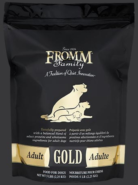 FROMM - Gold Adulte 15lbs