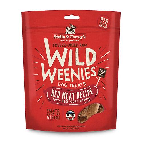 STELLA & CHEWY'S - Wild Weenies Viande Rouge - 92g