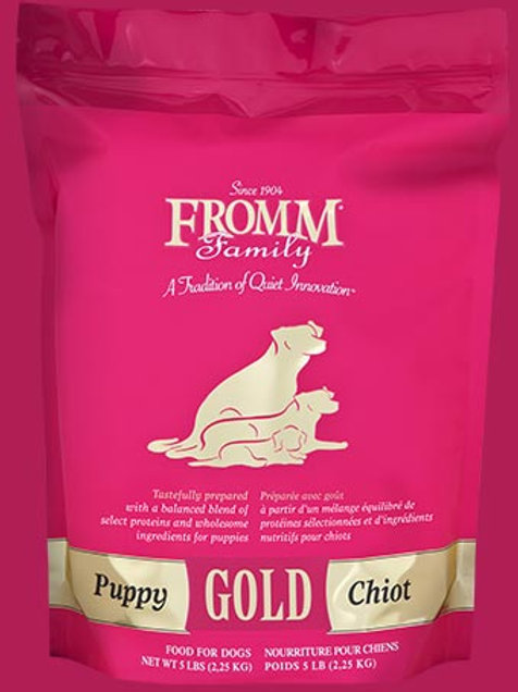 FROMM - Gold Chiot 15lbs