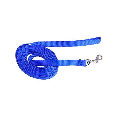 HAMILTON - Longe d'entraînement en Nylon - Bleu